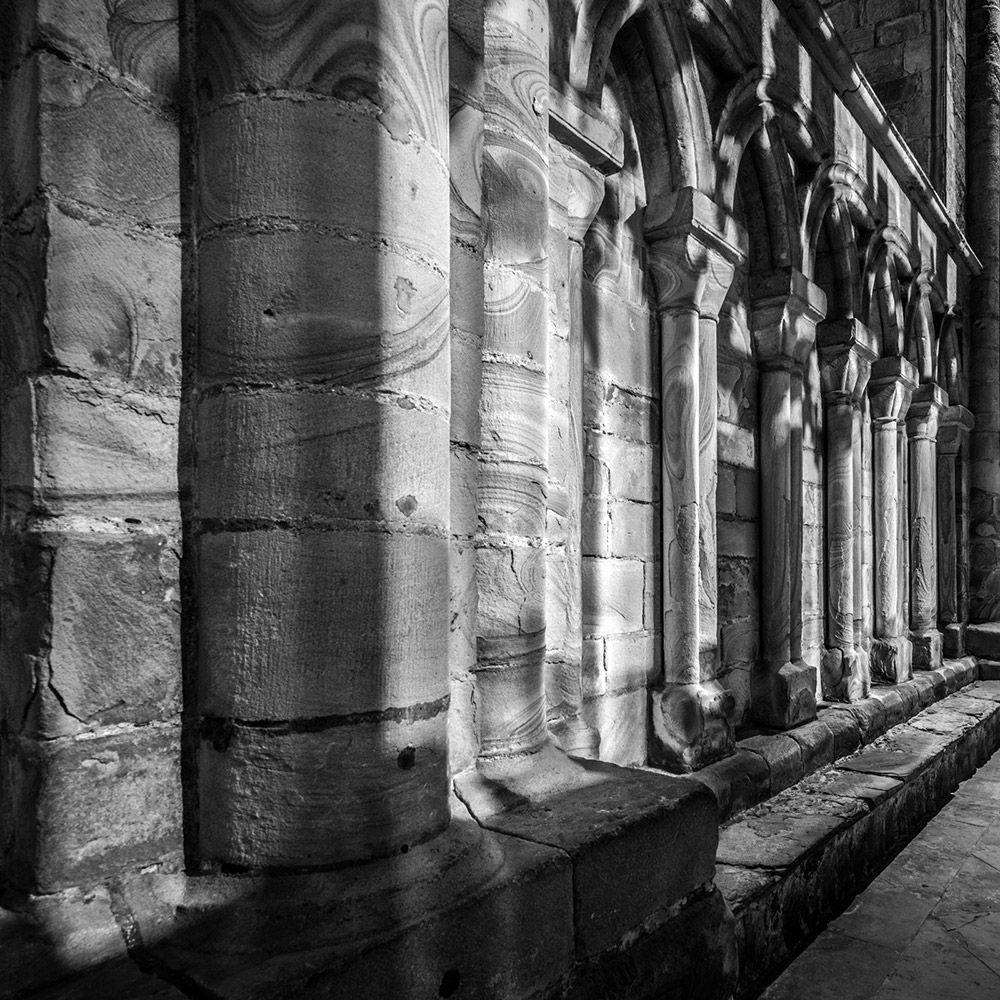 Durham Cathedral Wall
