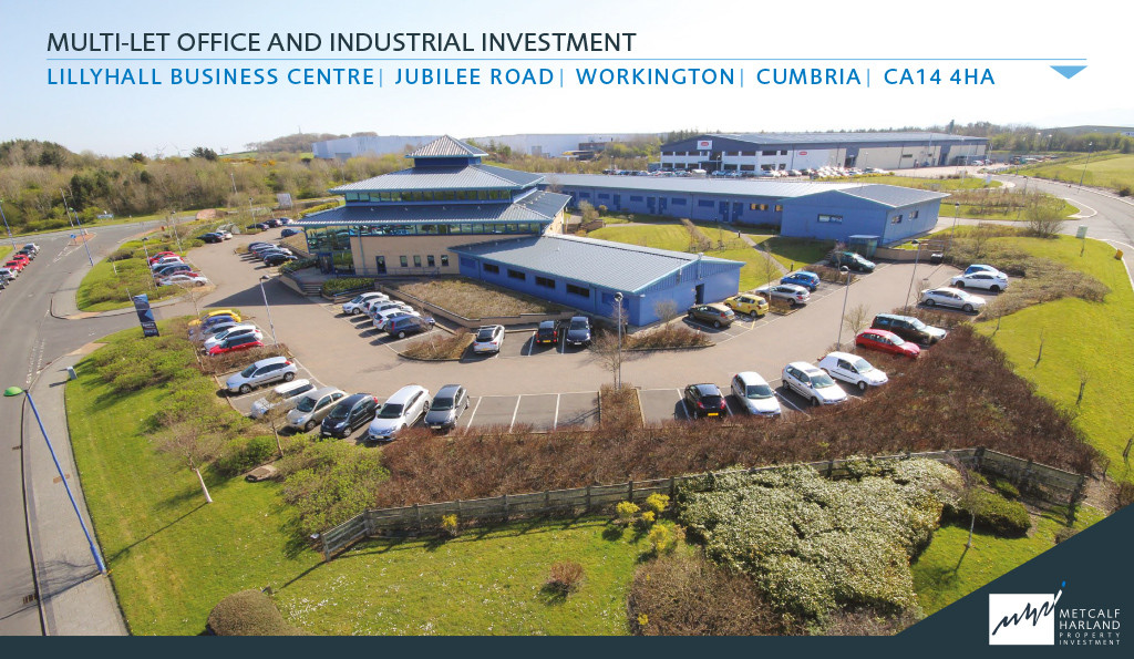 Lillyhall Business Park brochure