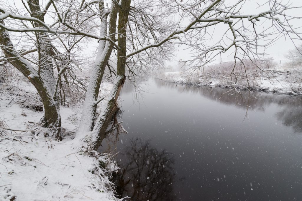 snowy river wear, Durham