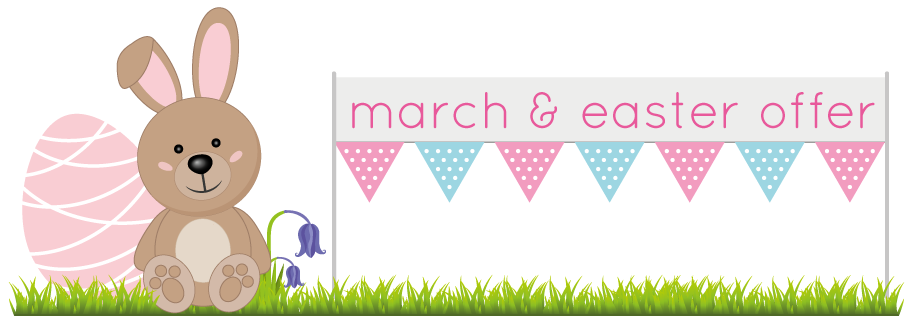 March & Easter Offer