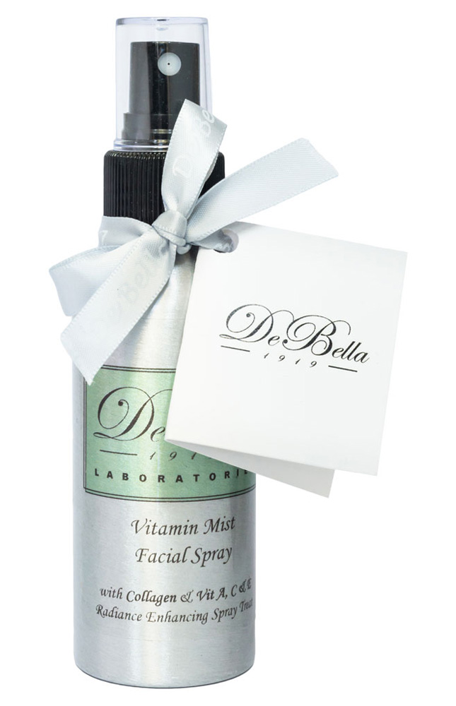 De Bella natural skincare - Vitamin Mist Facial Spray