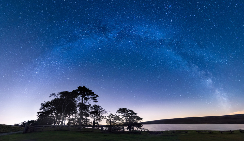 Waskerley Way Milky Way