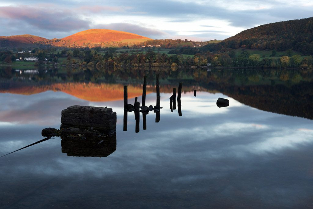 Sunrise on Ullswater