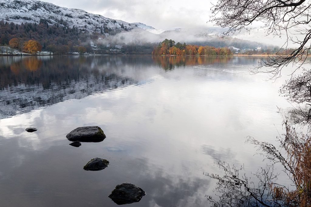 Grasmere Winter, Lake District