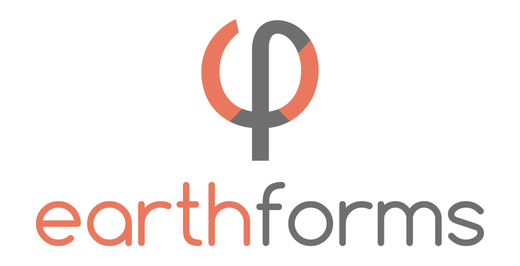 earth forms logo